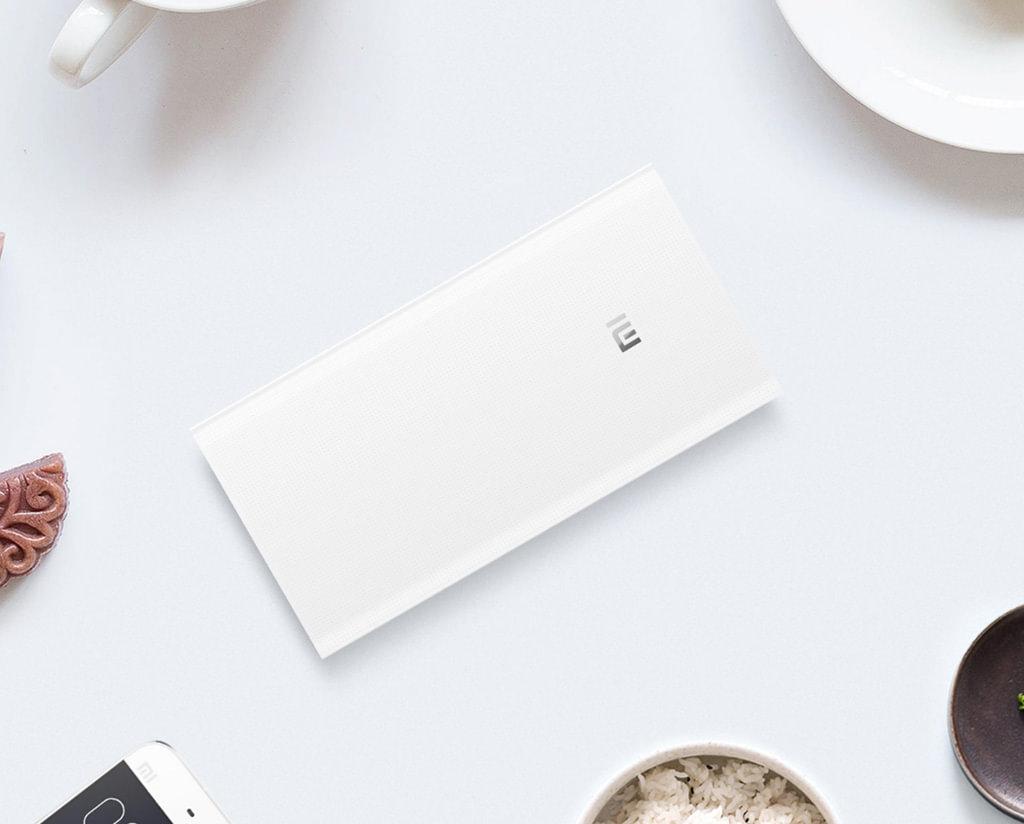 Xiaomi Mi PowerBank 2C 20000mAh Biały-2