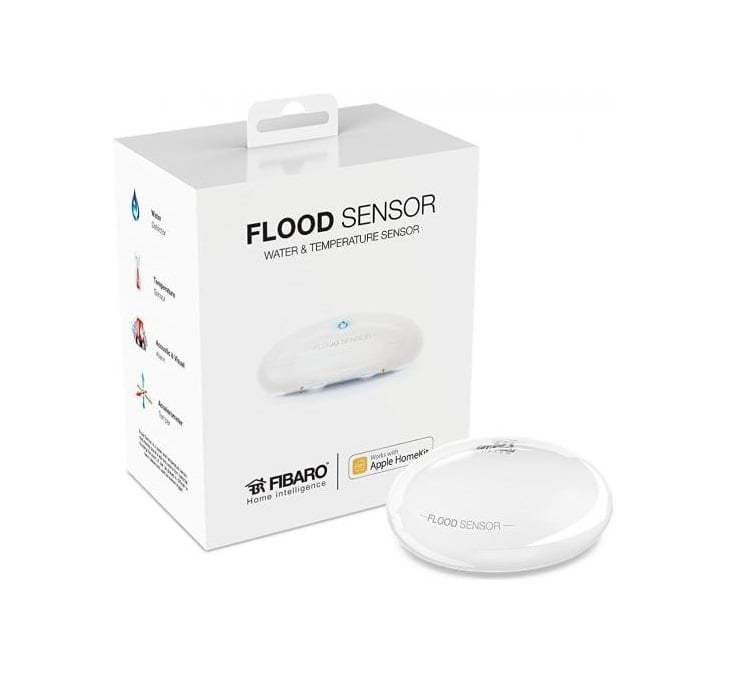 Fibaro Flood Sensor HomeKit