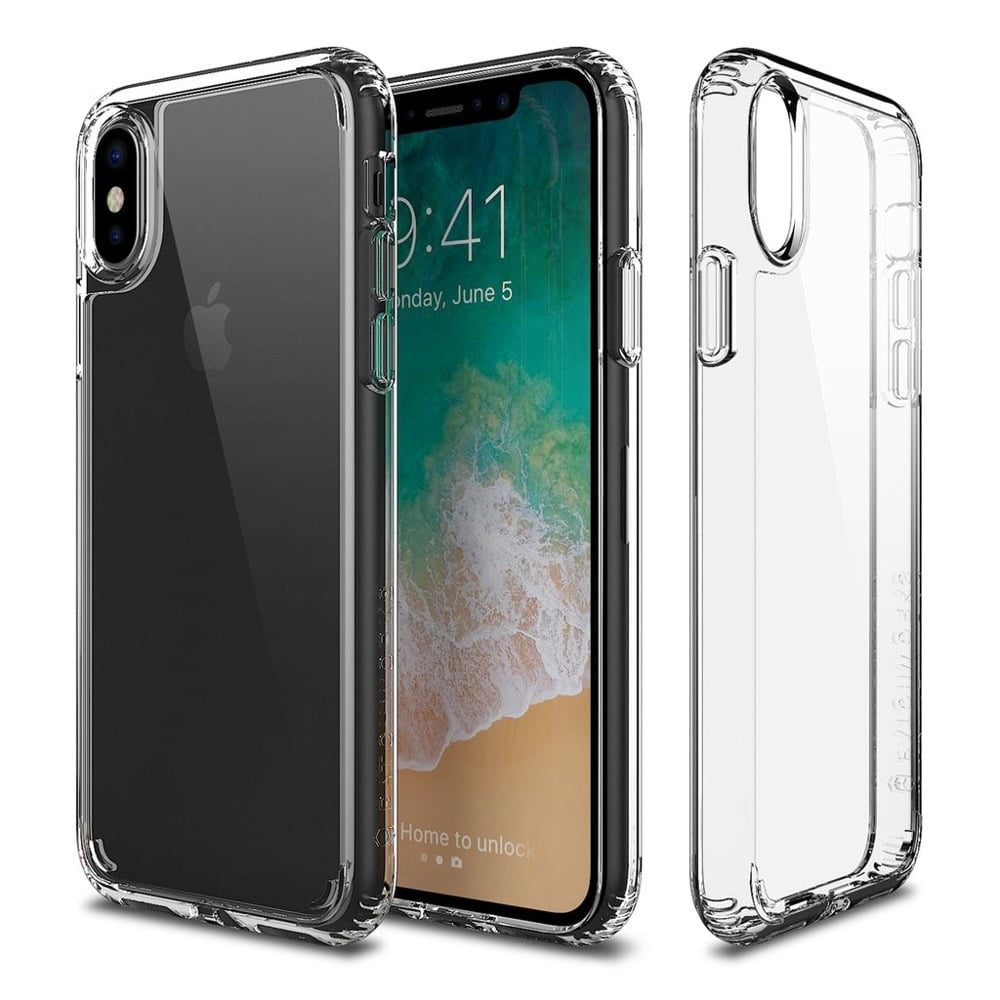 Patchworks Lumina iPhone X – Clear / Clear