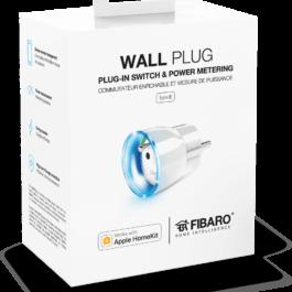 FIBARO Wall plug HomeKit – Typ F