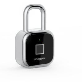 Koogeek – Inteligentna kłódka na odcisk palca