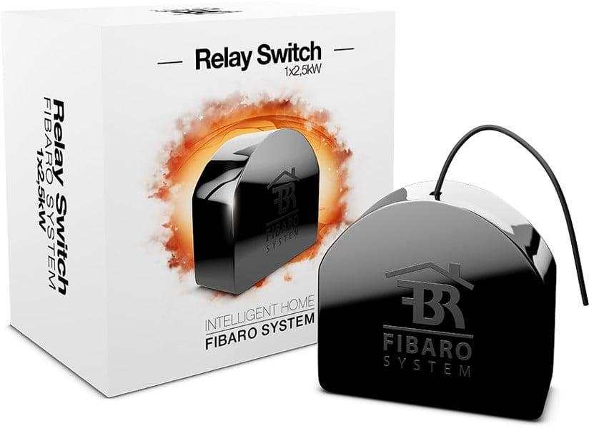 Fibaro Relay Switch 1×2,5kW
