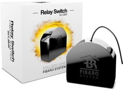 FIBARO Relay Switch 2×1,5kW