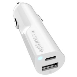 Innergie Ładowarka samochodowa 30W (USB-C 3.A, USB 2.4A)