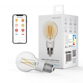 Smart żarówka LED vintage Yeelight Filament – E27