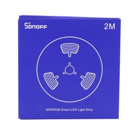 Przedłużenie taśmy LED Sonoff L1, 5050RGB-2M
