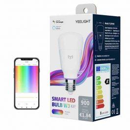 Żarówka Smart Yeelight W3 E27 (kolor)